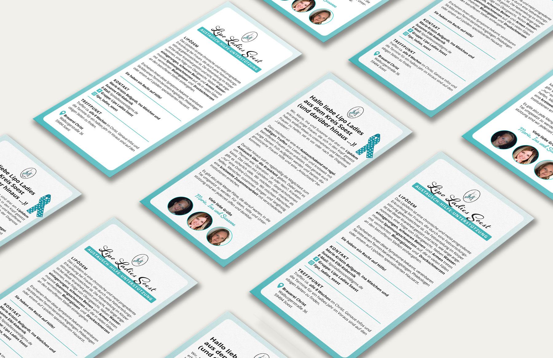 Atilde Design Flyer Werbeagentur Kreis Soest Hamm Werl Welver