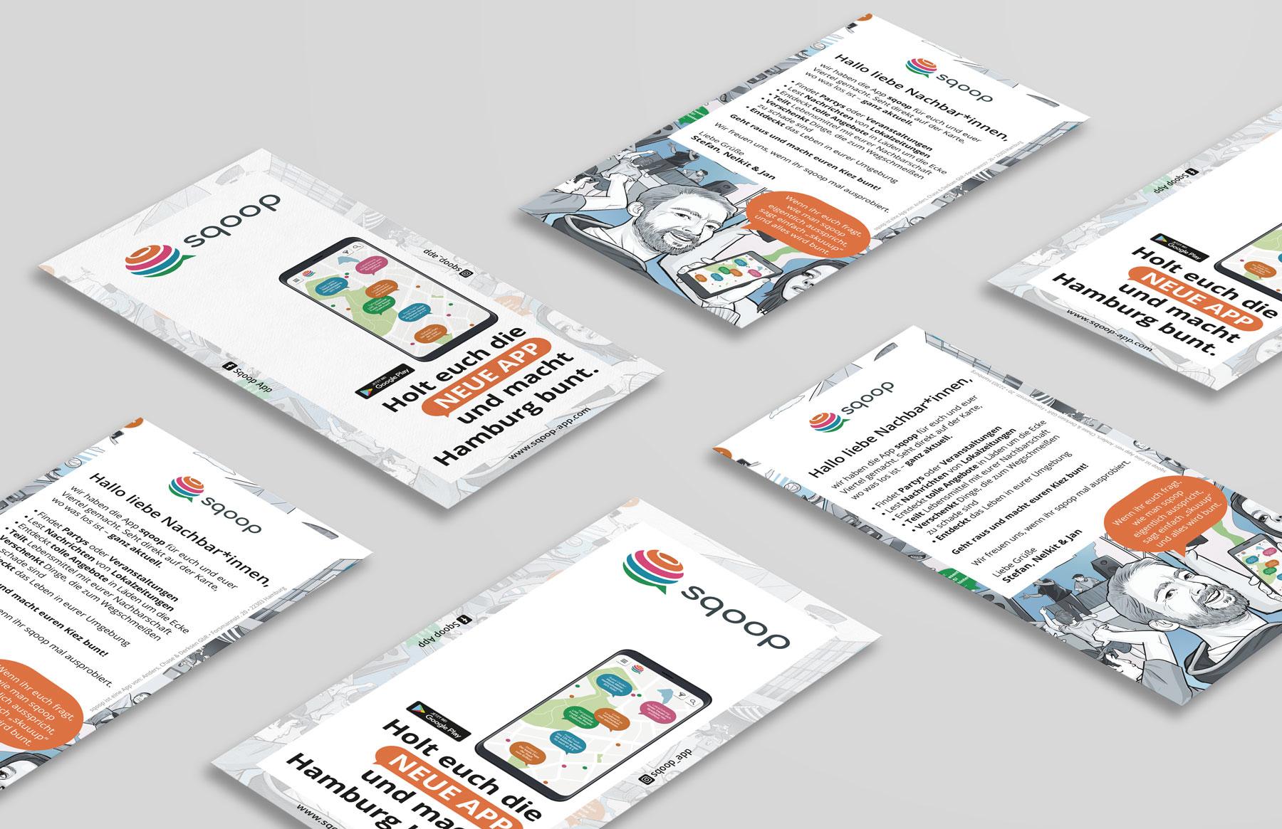 Atilde Design Mi-Ea Son Flyer Werbeagentur Kreis Soest Hamm Werl Welver